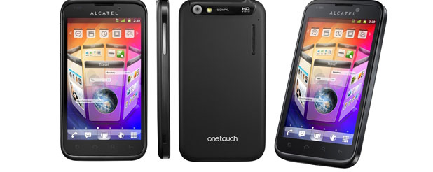 Telenor Smart HD (aka Alcatel OT-995)
