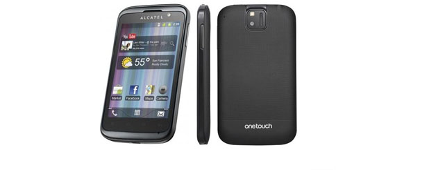 Telenor Smart Pro (aka Alcatel OT-991)